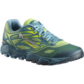 Columbia Trans Alps F.K.T. II - Chaussures running Homme - jaune/vert